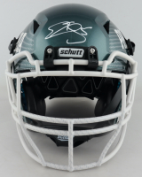 Donovan McNabb Signed Full-Size Authentic On-Field Hydro-Dipped Vengeance Helmet (Beckett COA) (See Description) at PristineAuction.com