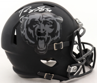 Roquan Smith Signed Bears Full-Size Eclipse Alternate Speed Helmet (Beckett COA) (See Description) at PristineAuction.com