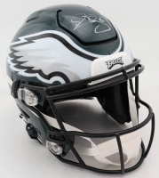Donovan McNabb Signed Eagles Full-Size Authentic On-Field SpeedFlex Helmet (Beckett COA) at PristineAuction.com