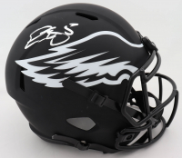 Donovan McNabb Signed Eagles Eclipse Alternate Full-Size Speed Helmet (Beckett COA) (See Description) at PristineAuction.com