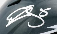 Donovan McNabb Signed Eagles Full-Size Speed Helmet (Beckett COA) at PristineAuction.com