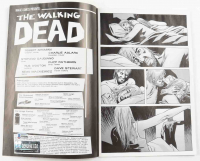 "Andrew Lincoln Signed 2013 ""The Walking Dead"" Issue #115 Image Comic Book (Beckett Hologram) at PristineAuction.com"