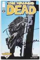 "Danai Gurira Signed 2013 ""The Walking Dead"" Issue #86 Image Comic Book Inscribed ""Michonne"" (Beckett COA) at PristineAuction.com"