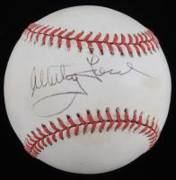 Whitey Ford Signed OAL Baseball (JSA COA) (See Description) at PristineAuction.com