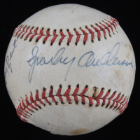 """Sparky Anderson Signed OML Baseball Incribed """"My Very Best"""" (JSA COA) (See Description) at PristineAuction.com"""