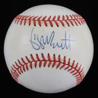 George Brett Signed OAL Baseball (JSA COA) (See Description) at PristineAuction.com