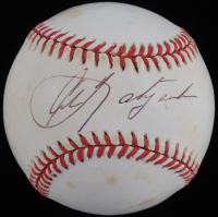 Carl Yastrzemski Signed OAL Baseball (JSA COA) (See Description) at PristineAuction.com