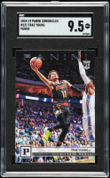 Trae Young 2018-19 Panini Chronicles #131 (SGC 9.5) at PristineAuction.com