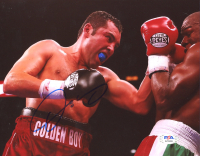 Oscar De La Hoya Signed 8x10 Photo (PSA COA) at PristineAuction.com