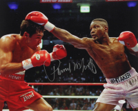 Pernell Whitaker Signed 16x20 Photo (JSA COA) at PristineAuction.com