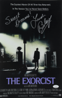 """Linda Blair Signed """"The Exorcist"""" 11x17 Photo Inscribed """"Sweet Dreams!"""" (JSA COA) at PristineAuction.com"""