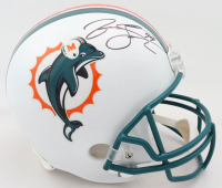 Jason Taylor Signed Dolphins Full-Size Helmet (JSA COA) at PristineAuction.com