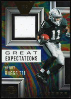 Henry Ruggs III 2020 Panini Illusions Great Expectations #15 at PristineAuction.com