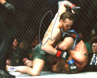 Conor McGregor Signed UFC 8x10 Photo (PSA COA) at PristineAuction.com