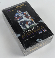 1992 Score Pinnacle NFL Player Cards Box at PristineAuction.com