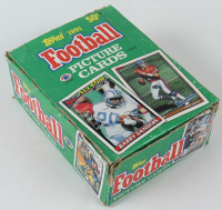 1991 Topps Football Wax Box with (36) Packs (See Description) at PristineAuction.com