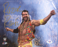 Razor Ramon Signed WWE 8x10 Photo (PSA COA) at PristineAuction.com