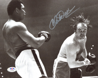 "Charles ""Chuck"" Wepner Signed 8x10 Photo (PSA COA) at PristineAuction.com"