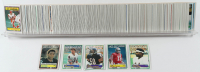 1983 Topps Football Complete Card Set of (396) Cards at PristineAuction.com