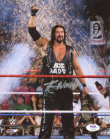 Kevin Nash Signed WWE 8x10 Photo (PSA COA) at PristineAuction.com