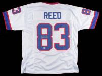 """Andre Reed Signed Jersey Inscribed """"HOF 14"""" (JSA Hologram) at PristineAuction.com"""