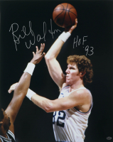 """Bill Walton Signed Clippers 16x20 Photo Inscribed """"HOF '93"""" (Leaf Hologram) at PristineAuction.com"""
