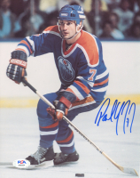 Paul Coffey Signed Oilers 8x10 Photo (PSA COA) at PristineAuction.com
