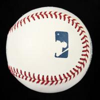 "Bernie Williams Signed OML Baseball Inscribed ""506"" with Display Case (MLB Hologram & PSA COA - Graded 9.5) at PristineAuction.com"