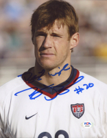 Brian McBride Signed Team USA 8x10 Photo (PSA COA) at PristineAuction.com