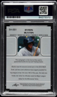 Byron Buxton Signed 2015 Leaf Ultimate Draft #BABB1 (PSA Encapsulated) at PristineAuction.com