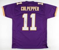 Daunte Culpepper Signed Jersey (Beckett COA) at PristineAuction.com