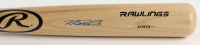 Kyle Schwarber Signed Rawlings Pro Baseball Bat (Beckett COA) at PristineAuction.com