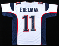 Julian Edelman Signed Jersey (Beckett COA) (See Description) at PristineAuction.com