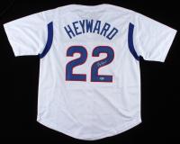 Jason Heyward Signed Jersey (Beckett COA) at PristineAuction.com