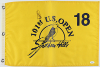 Ernie Els Signed 101st Southern Hills Golf Pin Flag (JSA COA) at PristineAuction.com