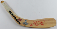 Brad Richards Signed Blackhawks 2015 Stanley Cup Champions Hockey Stick Blade (YSMS COA) at PristineAuction.com