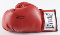 "Chris Byrd Signed Everlast Boxing Glove Inscribed ""Rapid Fire"" (Schwartz Sports COA) at PristineAuction.com"