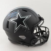 "Tony Dorsett Signed Cowboys Full-Size Eclipse Alternate Speed Helmet Inscribed ""HOF 94"" (Beckett COA) at PristineAuction.com"