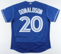 Josh Donaldson Signed Blue Jays Jersey (PSA COA) at PristineAuction.com