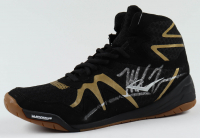 Mike Tyson Signed Everlast Boxing Shoe (PSA COA) (See Description) at PristineAuction.com