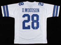 Darren Woodson Signed Jersey (JSA Hologram) at PristineAuction.com