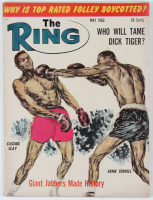 1966 The Ring Magazine at PristineAuction.com