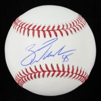 Zach Wheeler Signed OML Baseball (JSA COA) at PristineAuction.com