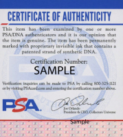 Michael Buffer Signed 8x10 Photo (PSA COA) at PristineAuction.com
