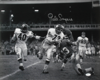 Gale Sayers Signed Bears 16x20 Photo (JSA COA) (See Description) at PristineAuction.com