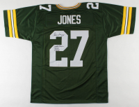 "Calvin Jones Signed Jersey Inscribed ""Super Bowl XXXI Champ"" (JSA COA) at PristineAuction.com"