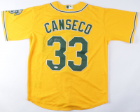 Jose Canseco Signed Athletics Jersey (JSA COA) (See Description) at PristineAuction.com