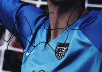 Hope Solo Signed Team USA 11x14 Photo (PSA COA) at PristineAuction.com