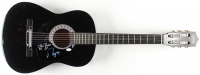 "Ray Davies & Dave Davies Signed 38"" Acoustic Guitar (JSA COA) at PristineAuction.com"
