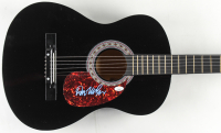 "Don McLean Signed 38"" Acoustic Guitar (JSA Hologram) at PristineAuction.com"